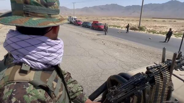 Афганистан в огне: захватят ли талибы Панджшерское ущелье и всю страну? - Sputnik Таджикистан