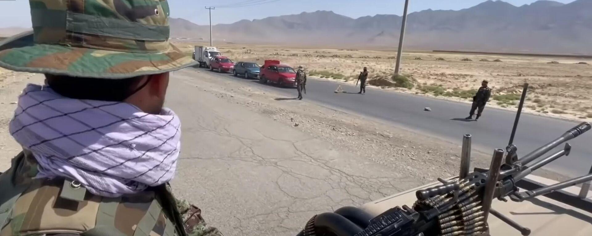 Афганистан в огне: захватят ли талибы Панджшерское ущелье и всю страну? - Sputnik Таджикистан, 1920, 09.07.2021