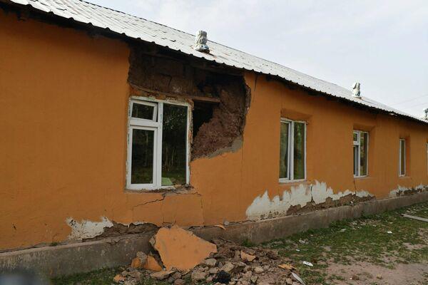 Точный ущерб еще устанавливается. - Sputnik Таджикистан