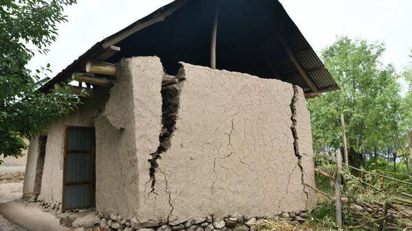 В Таджикистане в Раштском районе произошло землетрясение - Sputnik Таджикистан
