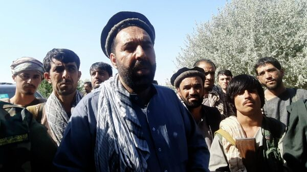 Афганское ополчение готовится отбить родину у талибов  - Sputnik Таджикистан
