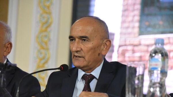 Мухаммадюсуф Имомзода, министр образование Таджикистана - Sputnik Тоҷикистон