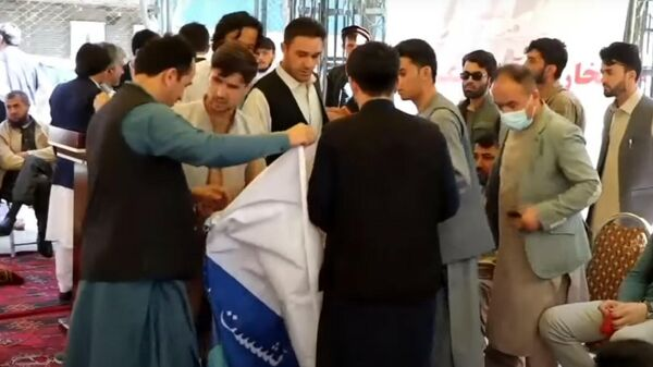 Жители Кабула вышли на митинг против талибов - Sputnik Тоҷикистон