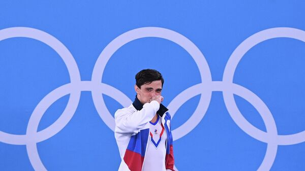 Олимпиада-2020. Спортивная гимнастика. Мужчины. Командное многоборье - Sputnik Таджикистан
