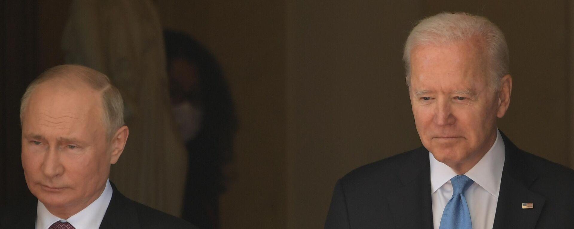 Женева в преддверии саммита президента России В. Путина и президента США Дж. Байдена - Sputnik Таджикистан, 1920, 20.08.2021