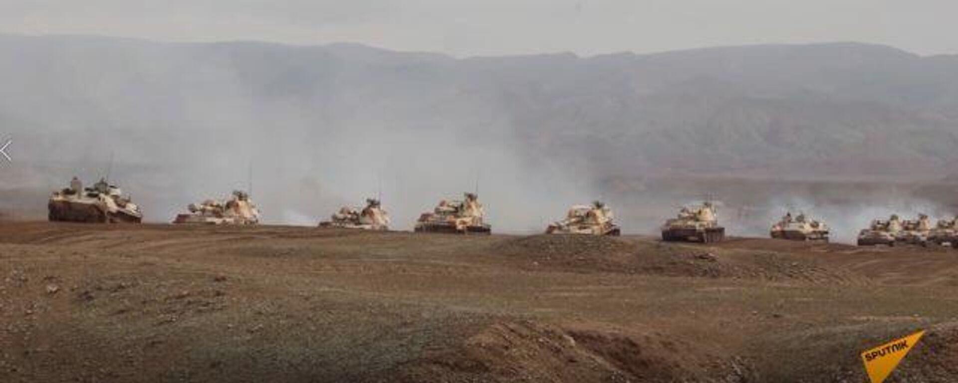 Подразделения 201-й РВБ завершили переброску войск на таджикско-афганскую границу - Sputnik Таджикистан, 1920, 28.07.2021