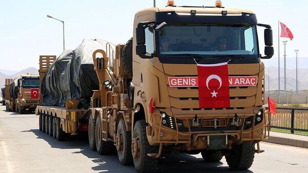 Турецкая армия прибыла на учения в Азербайджан  - Sputnik Таджикистан