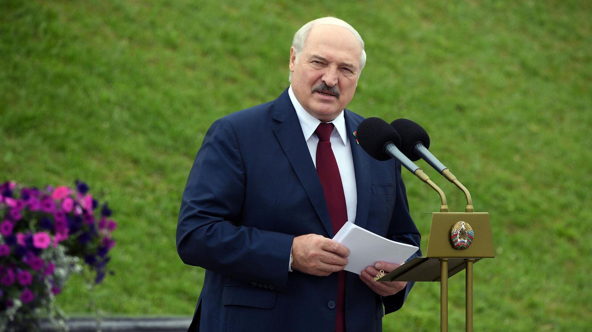 Президент Белоруссии Александр Лукашенко - Sputnik Таджикистан, 1920, 30.07.2021