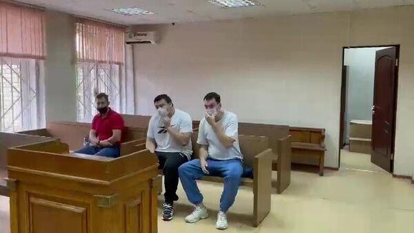 Оглашение приговора К. Джаборову - Sputnik Таджикистан
