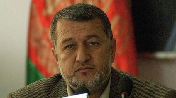 Министр Обороны Афганистана Бисмилла Мухаммади - Sputnik Таджикистан