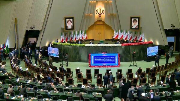 Инаугурация избранного президента Ирана Ибрахима Раиси - Sputnik Тоҷикистон