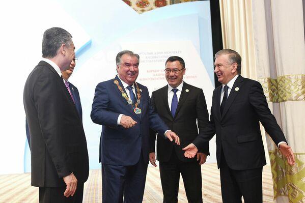 Экономический форум создаст благоприятную основу для развития отношений между странами региона. - Sputnik Таджикистан