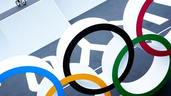 Олимпийские кольца - Sputnik Таджикистан