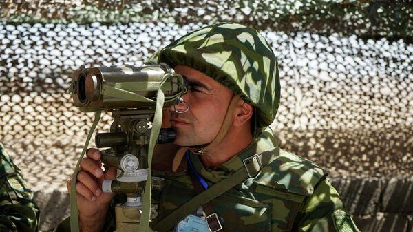 Совместные военные учения в Таджикистане - Sputnik Таджикистан