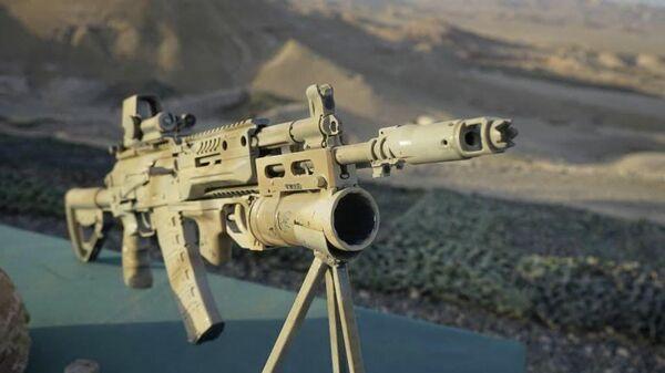 Новейшие образцы вооружения поступили на российскую военную базу в Таджикистане - Sputnik Таджикистан