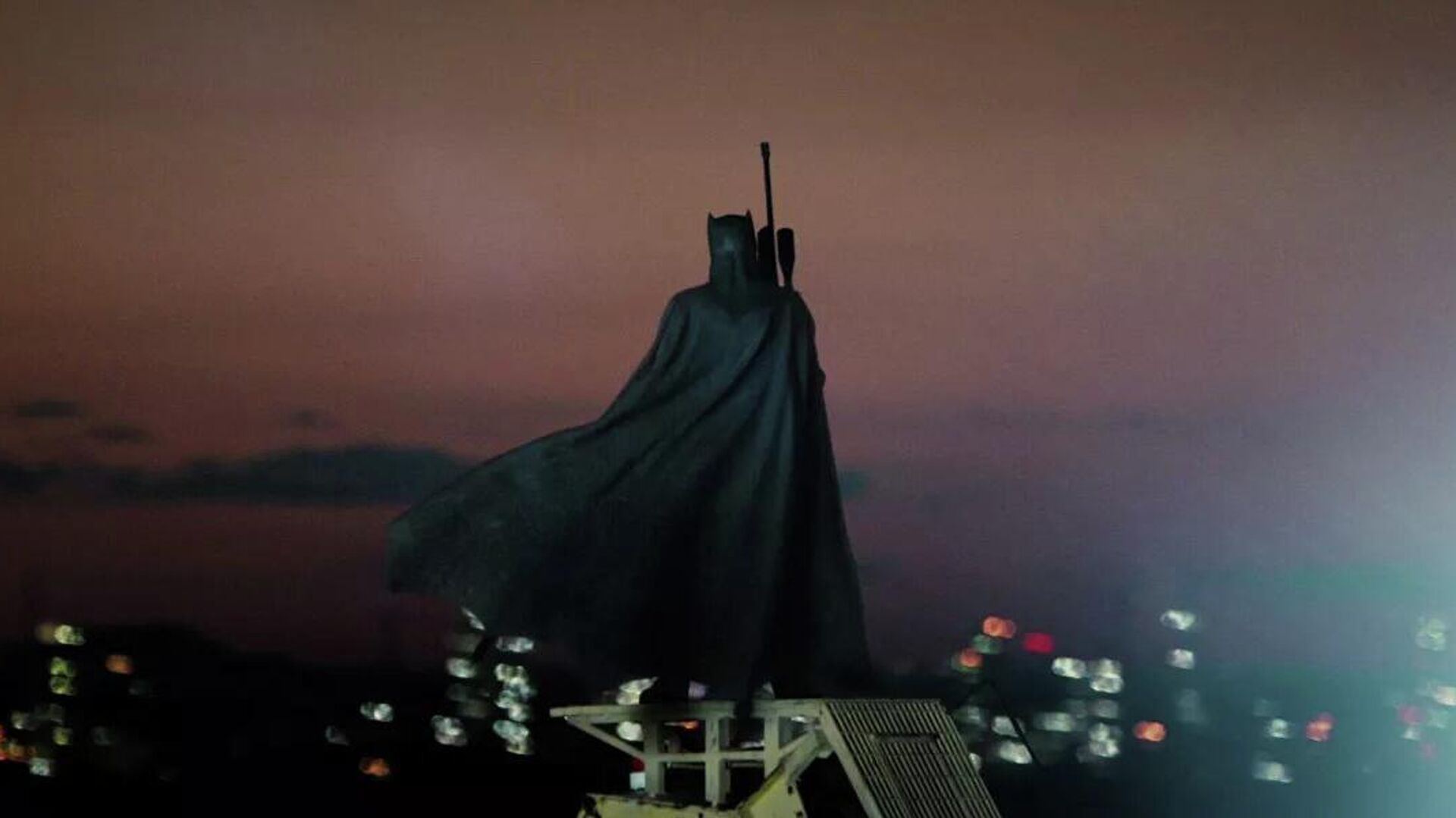 Кадр из фильма Бэтмен против Супермена: На заре справедливости - Sputnik Таджикистан, 1920, 12.08.2021