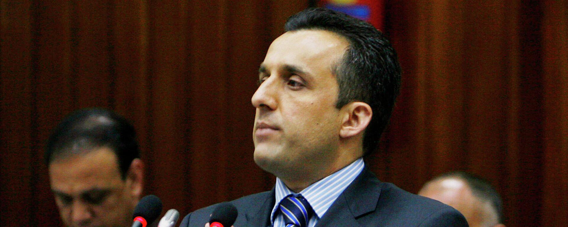 Вице-президент Афганистана Амрулла Салех - Sputnik Тоҷикистон, 1920, 17.08.2021