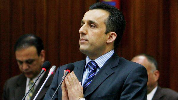 Вице-президент Афганистана Амрулла Салех - Sputnik Тоҷикистон