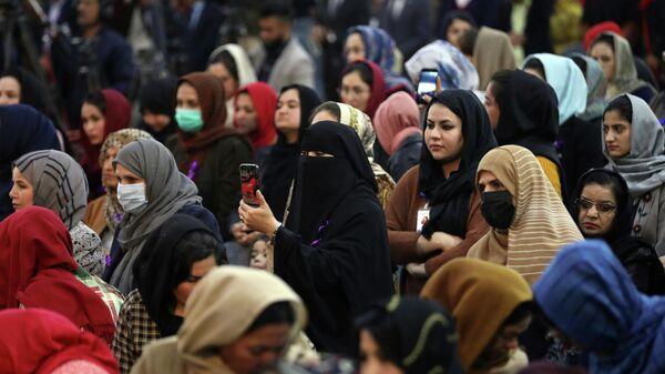 Афганские женщины - Sputnik Таджикистан