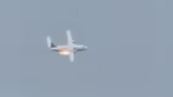 Военно-транспортный самолет Ил-112В потерпел крушение - Sputnik Таджикистан