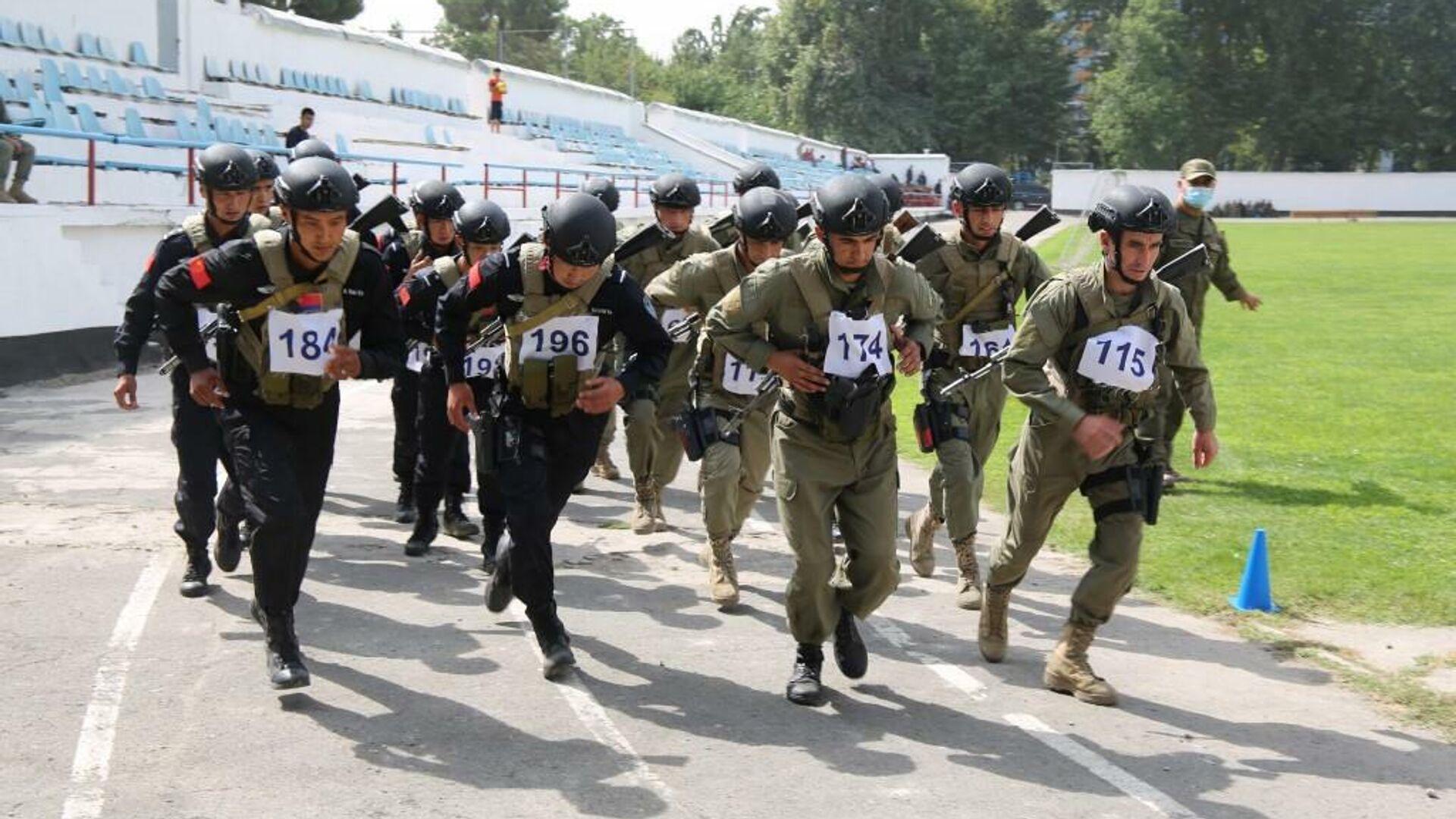 Проведение совместных тактических учений между подразделениями специального назначения Таджикистана и Китая - Sputnik Таджикистан, 1920, 19.08.2021