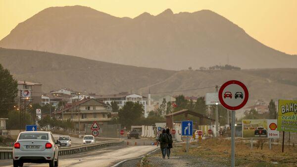Афганские мигранты в Татване, Турция - Sputnik Таджикистан