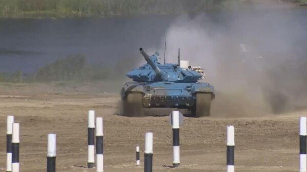 Танковый биатлон в Алабино. День 3 - Sputnik Таджикистан
