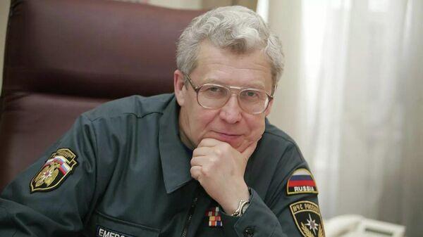 Первый заместитель директора Агентства Эмерком Юрий Бражников - Sputnik Таджикистан
