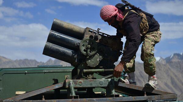 Афганское движение сопротивления в провинции Панджшер, Афганистан - Sputnik Таджикистан