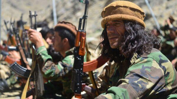 Движение афганского сопротивления на страже в провинции Панджшер - Sputnik Таджикистан