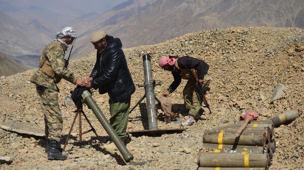 Движение афганского сопротивления на страже в провинции Панджшер - Sputnik Тоҷикистон