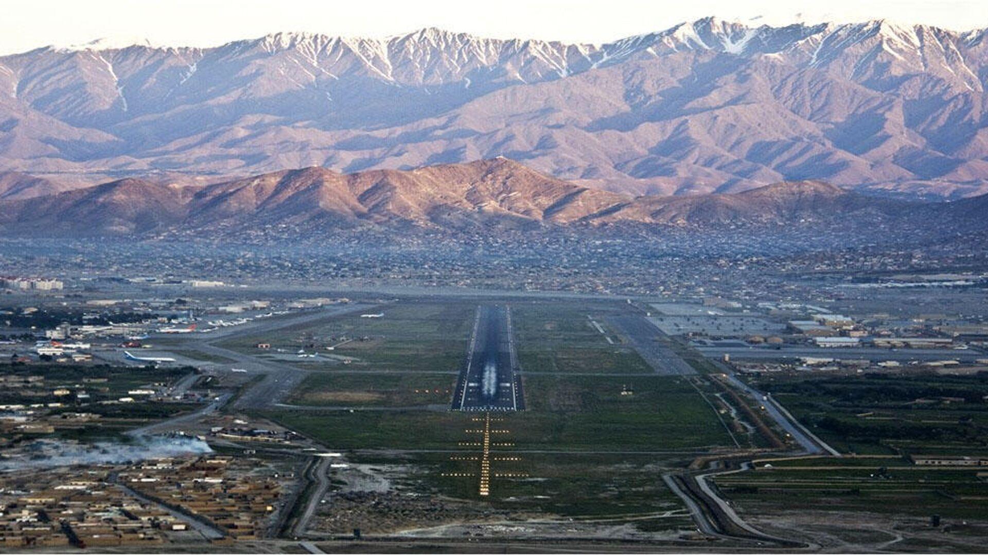 Аэропорт Кабула - Sputnik Таджикистан, 1920, 29.09.2021