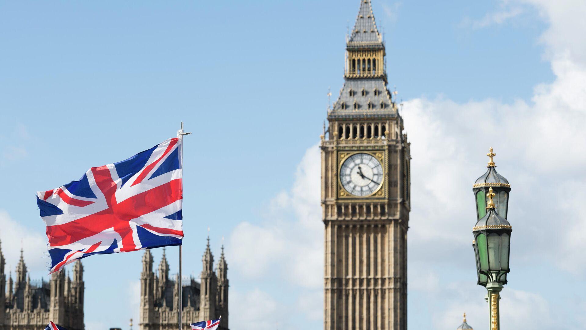 Флаг Великобритании - Sputnik Тоҷикистон, 1920, 02.09.2021