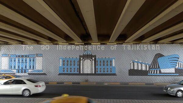 Душанбе ждет Дня независимости - Sputnik Таджикистан