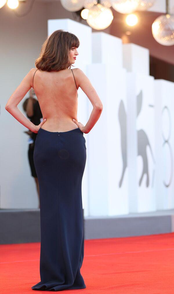 Итальянская модель и актриса Грета Ферро. - Sputnik Таджикистан