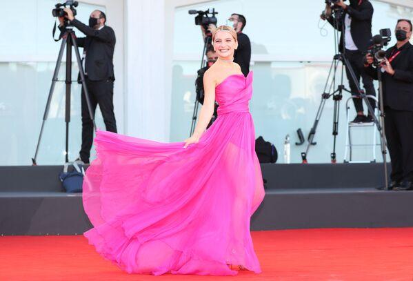 Итальянская актриса Марта Лосито. - Sputnik Таджикистан
