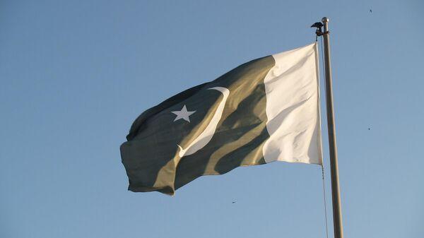 Флаг Пакистана - Sputnik Таджикистан