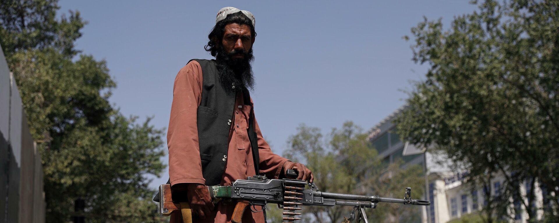 Почему афганцы боятся талибов? - Sputnik Тоҷикистон, 1920, 07.09.2021