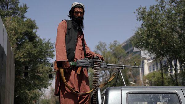 Почему афганцы боятся талибов? - Sputnik Тоҷикистон