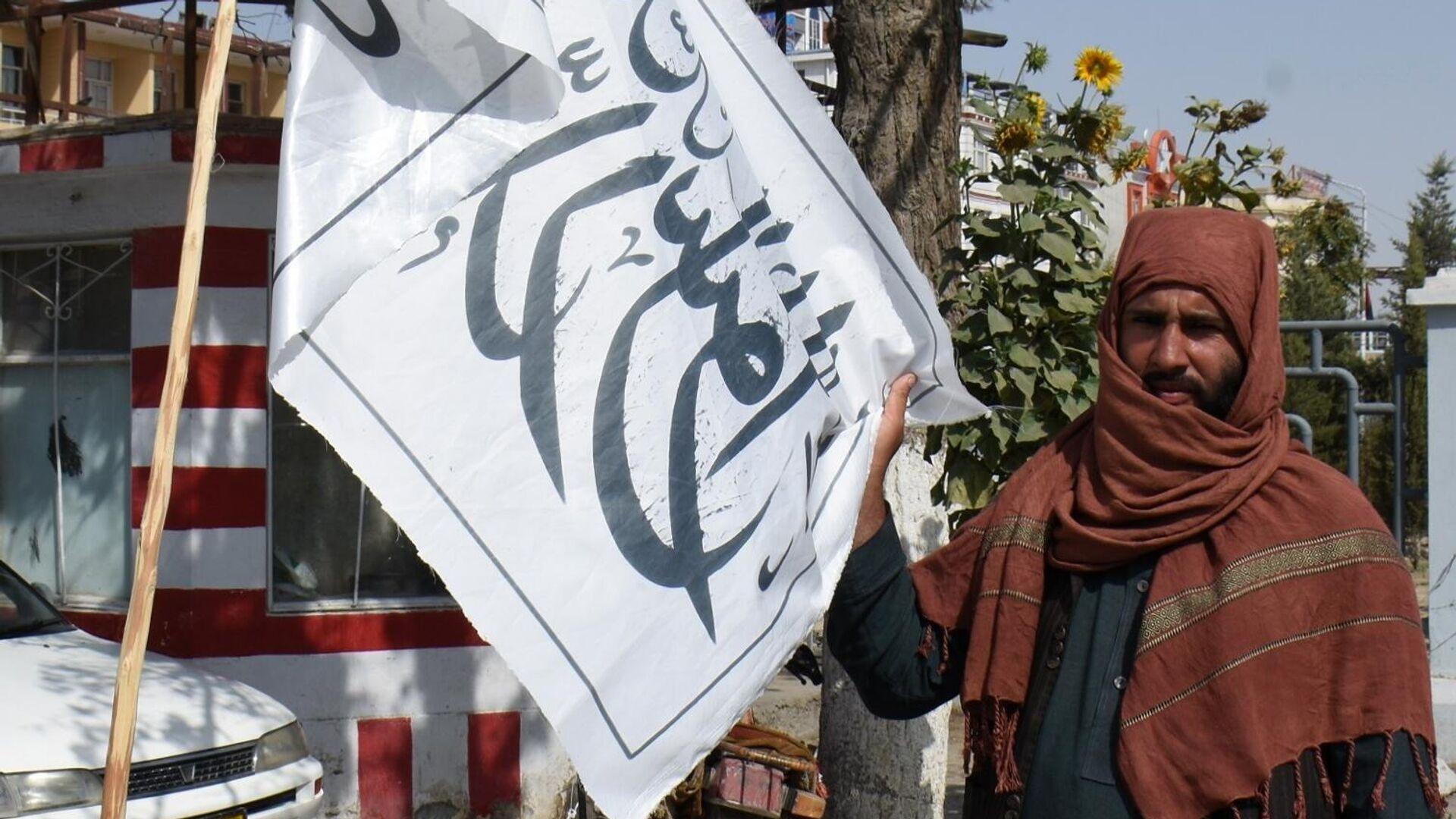 Мазари-Шариф под контролем запрещенного в РФ Талибана - Sputnik Таджикистан, 1920, 08.09.2021