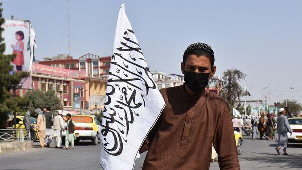 Мазари-Шариф под контролем запрещенного в РФ Талибана - Sputnik Таджикистан
