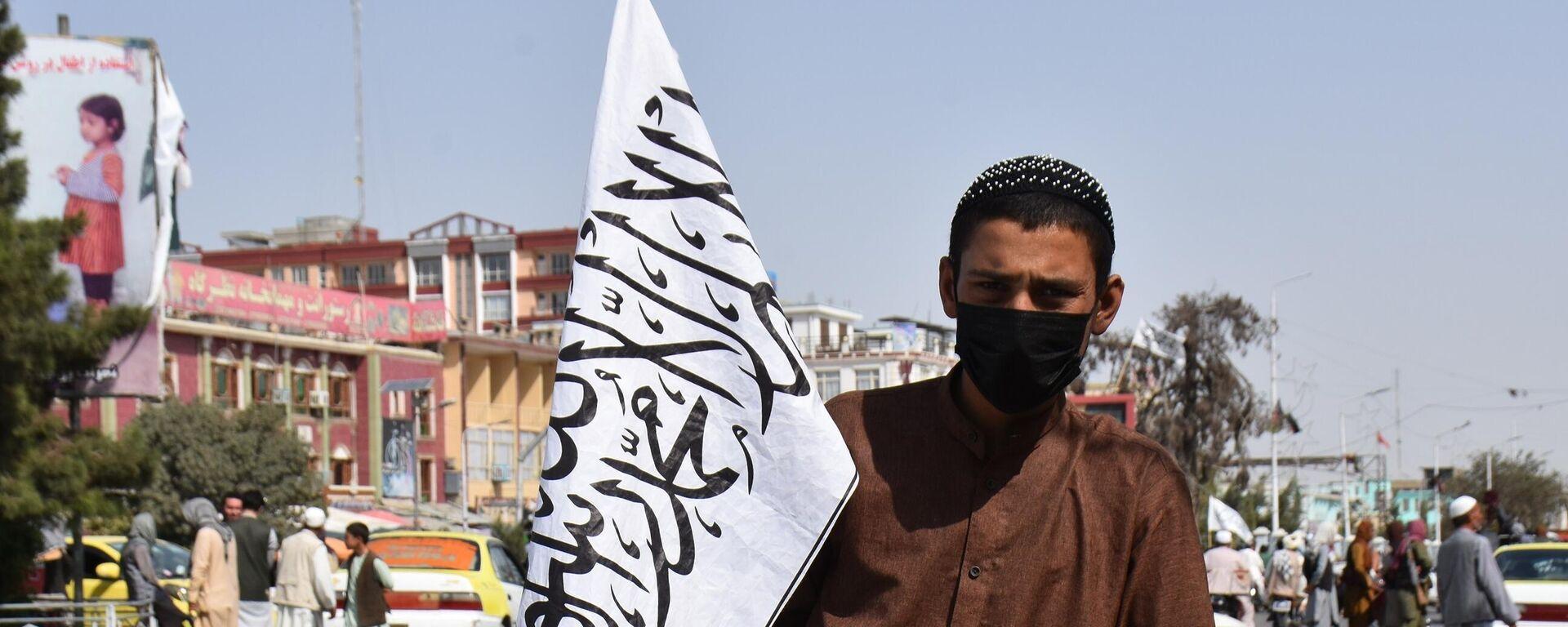 Мазари-Шариф под контролем запрещенного в РФ Талибана - Sputnik Таджикистан, 1920, 09.09.2021