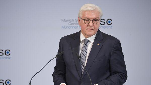 Президент Германии Франк-Вальтер Штайнмайер - Sputnik Тоҷикистон