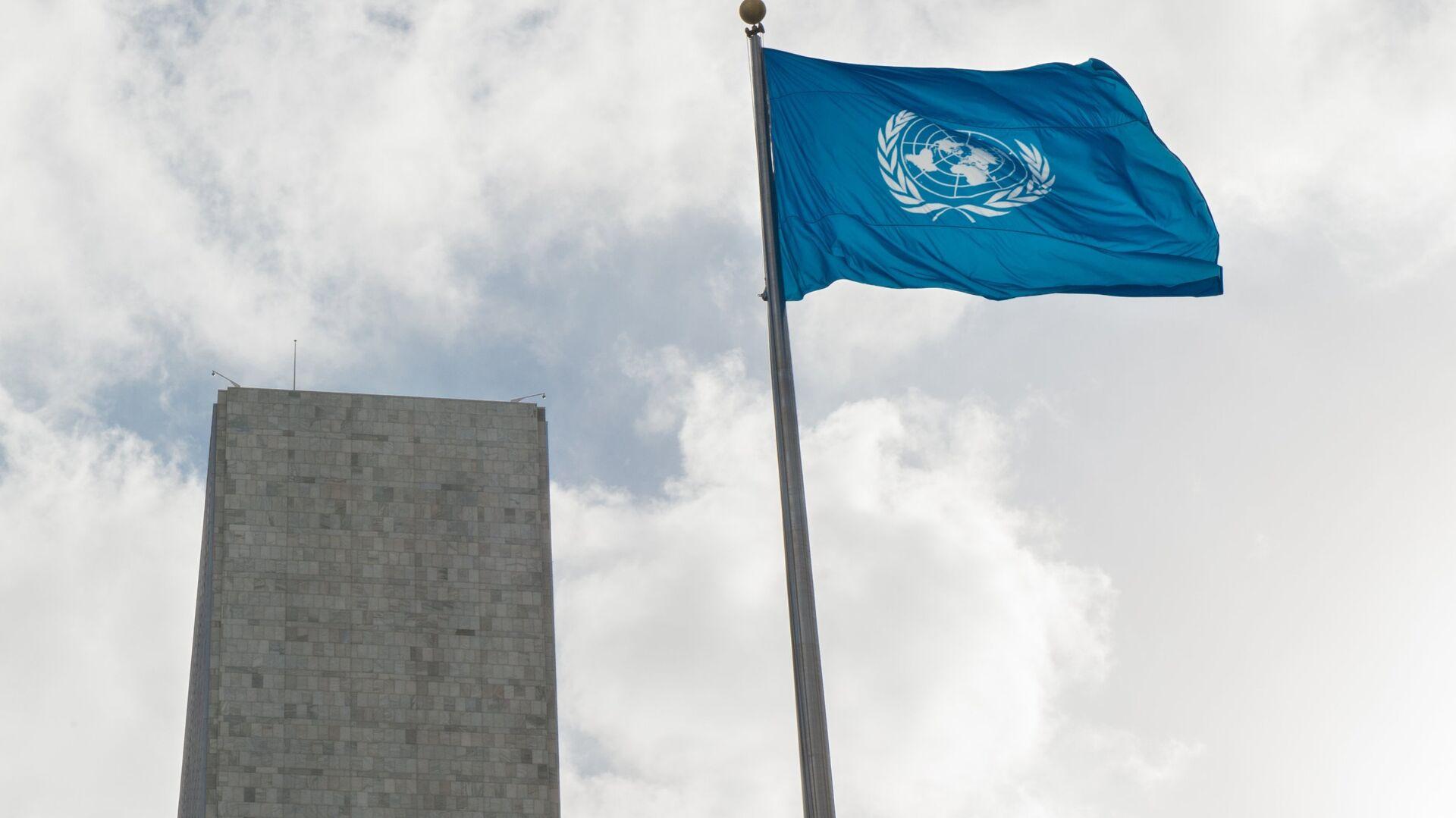 70-я сессия Генеральной Ассамблеи ООН - Sputnik Таджикистан, 1920, 11.09.2021