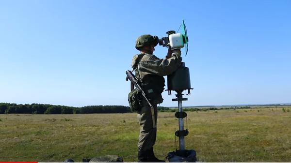 Работа расчетов беспилотных летательных аппаратов в ходе ССУ Запад-2021  - Sputnik Таджикистан