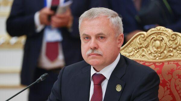 Генеральный секретарь Организации Договора о коллективной безопасности Станислав Зась - Sputnik Таджикистан