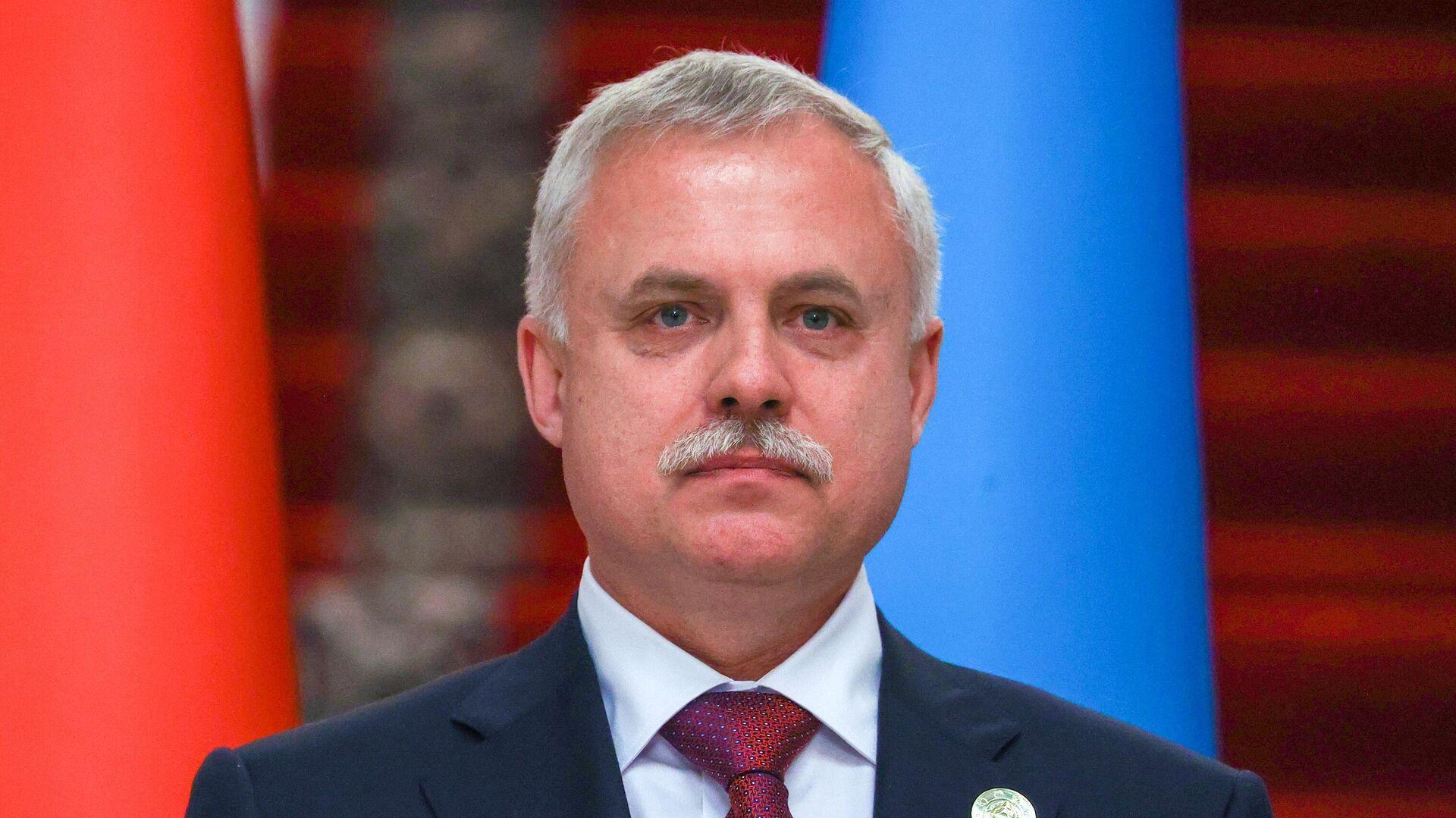 Генеральный секретарь Организации Договора о коллективной безопасности Станислав Зась - Sputnik Таджикистан, 1920, 16.09.2021
