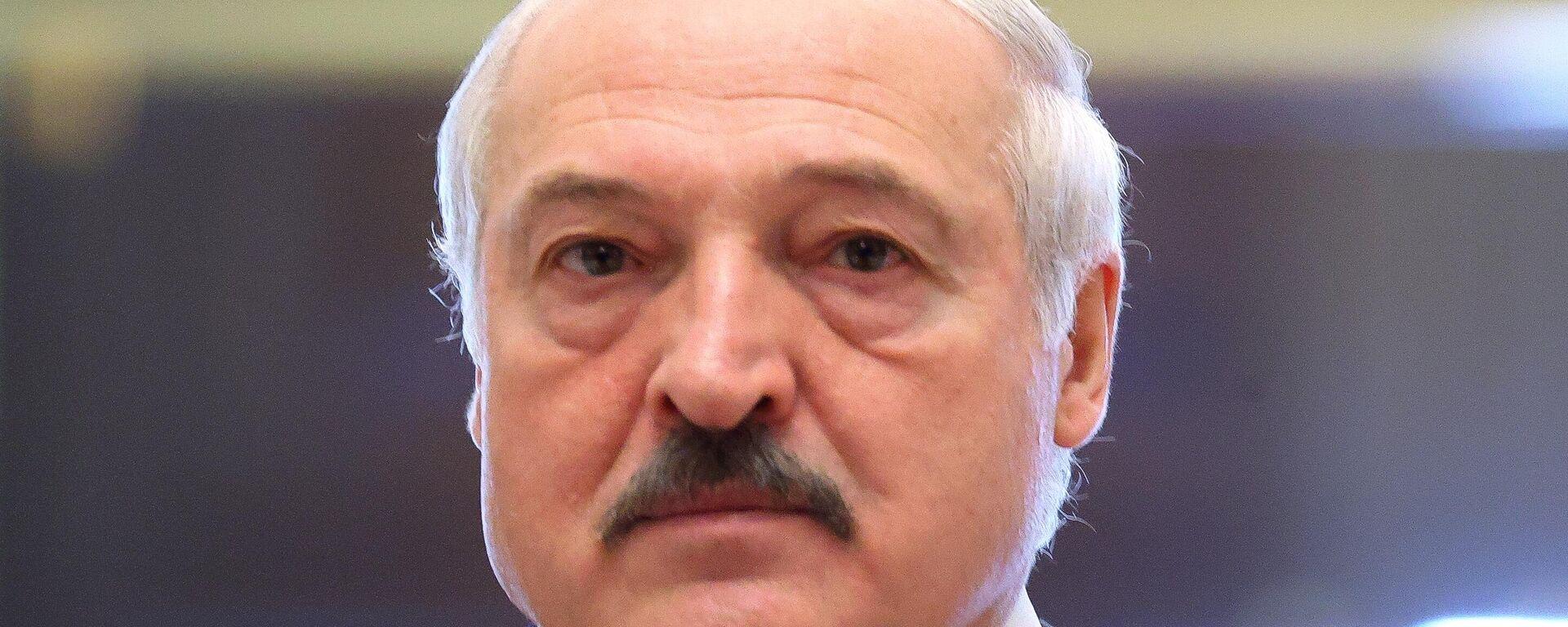 Президент Белоруссии Александр Лукашенко  - Sputnik Таджикистан, 1920, 17.09.2021