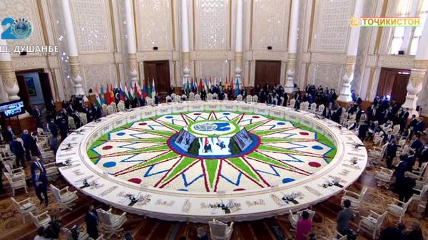 Саммит ШОС Душанбе - прямой эфир  - Sputnik Таджикистан