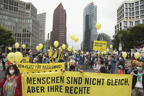 Избирательным правом в Германии обладают 60,4 миллиона граждан. - Sputnik Таджикистан